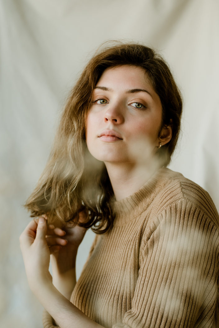 Portrait Women Femme Montreal Photographe Photographer