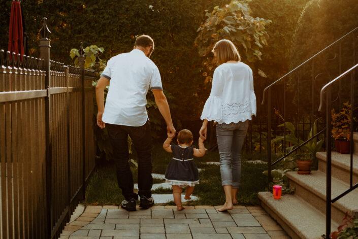 Famille Montreal photographe Lifestyle