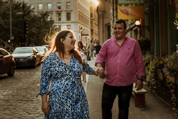 Couple, Vieux Port, Montréal, Photographe, Lifestyle